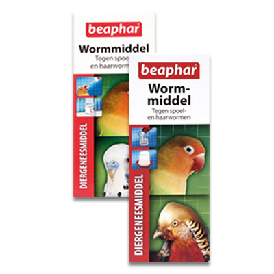 Beaphar Wormmiddel | Petcure.nl