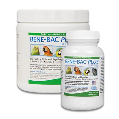 Bene-Bac Plus Bird & Reptile | Petcure.nl