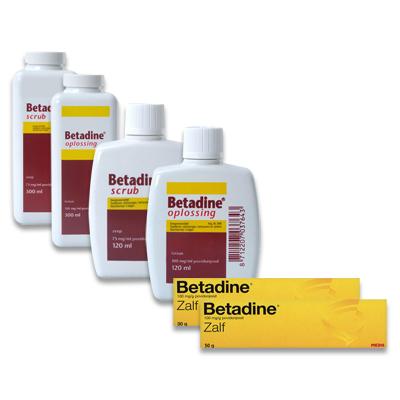 Betadine (Povidon-Iod)