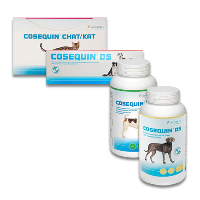 Cosequin DS | Petcure.nl
