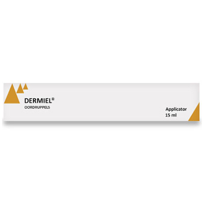 Dermiel Oordruppels | Petcure.nl