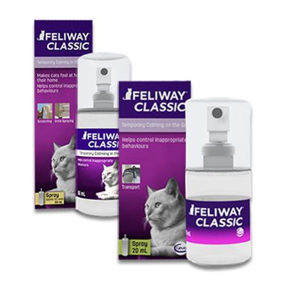 Feliway Classic Spray | Petcure.nl