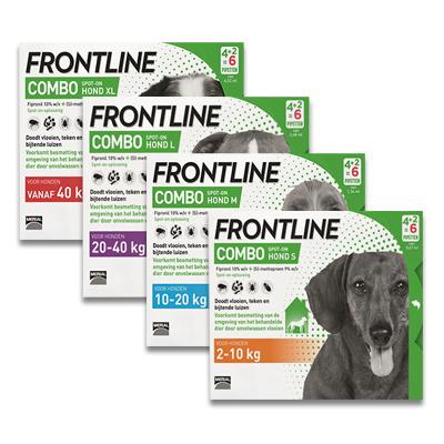 Frontline Combo Spot-on Hund