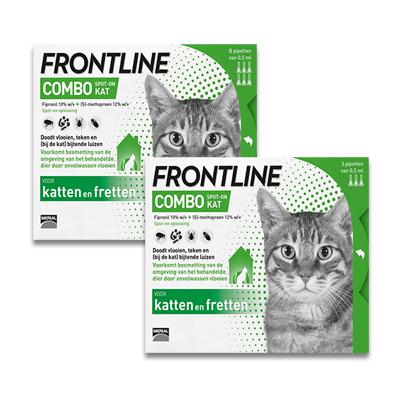Frontline Combo Spot On Kat