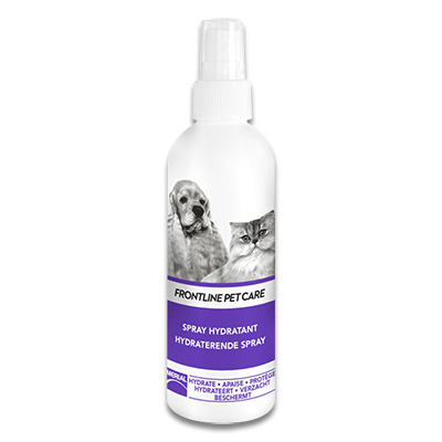 Frontline Pet Care Hydraterende Spray | Petcure.nl