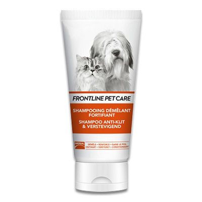 Frontline Pet Care Shampoo Anti-klit & Verstevigend