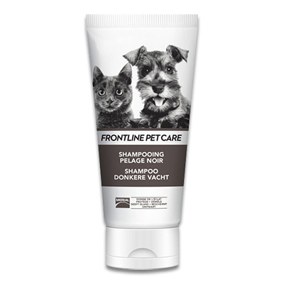 Frontline Pet Care Shampoo Donkere Vacht | Petcure.nl