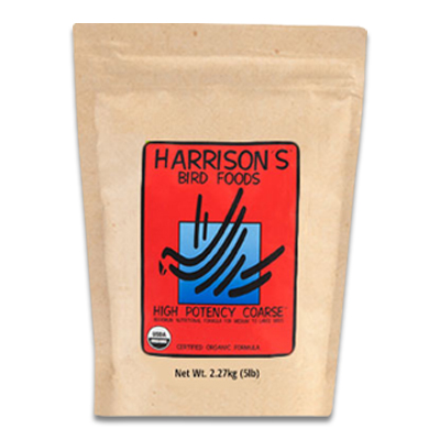Harrison's High Potency Coarse | Petcure.nl