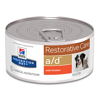 Hill's Prescription Diet a/d Restorative Care Canine/Feline