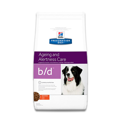 Hill's Prescription Diet Canine b/d Ageing & Alertness Care