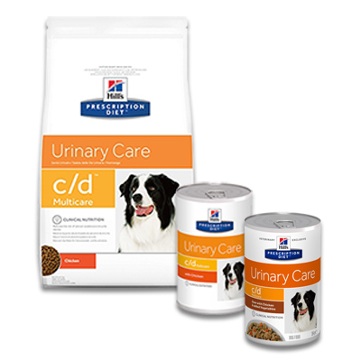 Hill's Prescription Diet Canine c/d Urinary Care (Multicare) | Petcure.nl