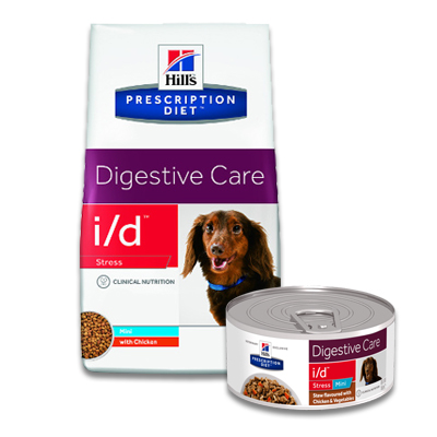 Hill's Prescription Diet Canine i/d Stress Mini