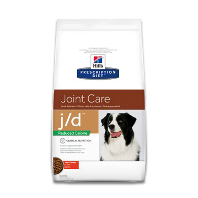 Hill's Prescription Diet Canine j/d Joint Care Reduced Calorie