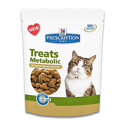 Hill's Prescription Diet Feline Metabolic Treats