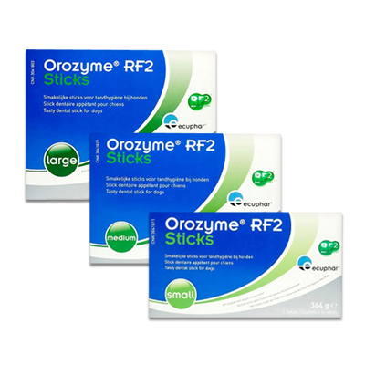 Orozyme RF2 Sticks | Petcure.nl