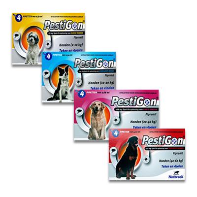 Pestigon Spot-On for dogs