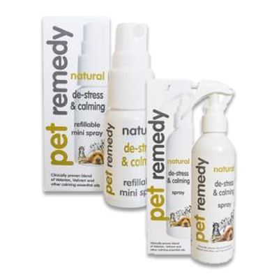 Pet Remedy Spray | Petcure.nl