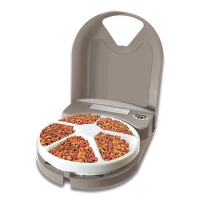 PetSafe Eatwell Five Meal Feeder | Petcure.nl