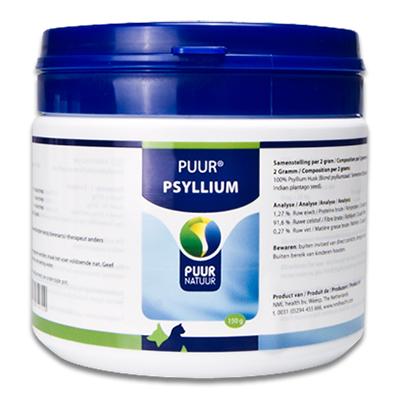 PUUR Psyllium | Petcure.nl