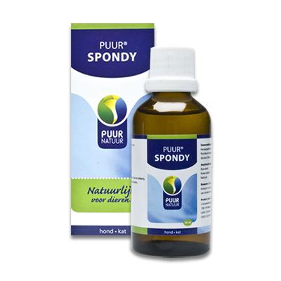 PUUR Spondy | Petcure.nl