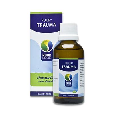 PUUR Trauma | Petcure.nl