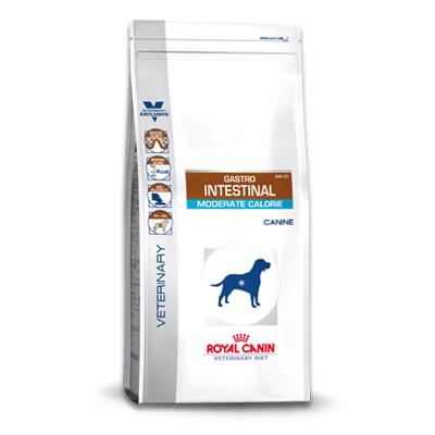 Royal Canin Gastrointestinal Moderate Calorie Hond (GIM 23) | Petcure.nl