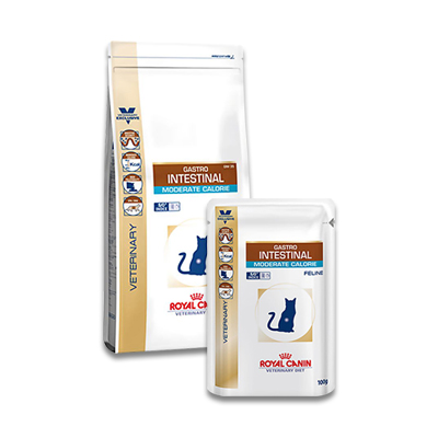 Royal Canin Gastrointestinal Moderate Calorie Cat (GIM 35)