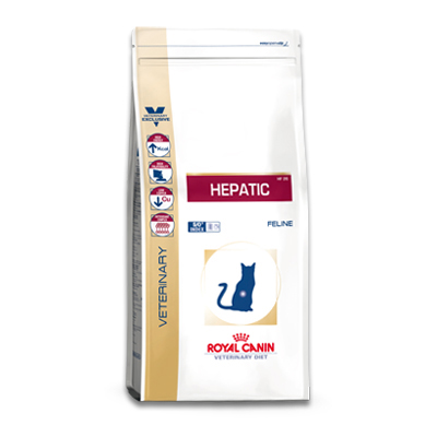 Royal Canin Hepatic Diet Kat (HF 26)