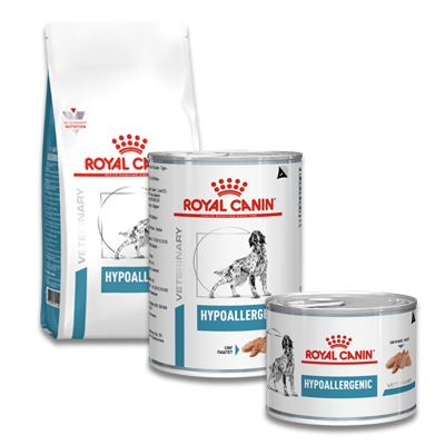 Royal Canin Hypoallergenic Dog (DR 21)