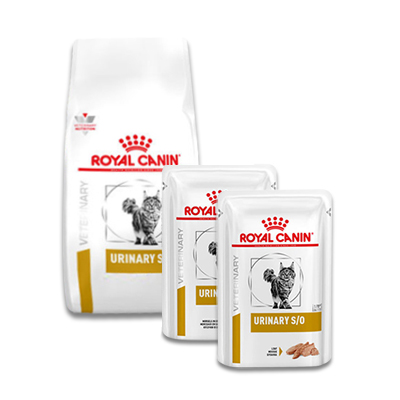 Royal Canin Urinary S/O Chat (LP 34)