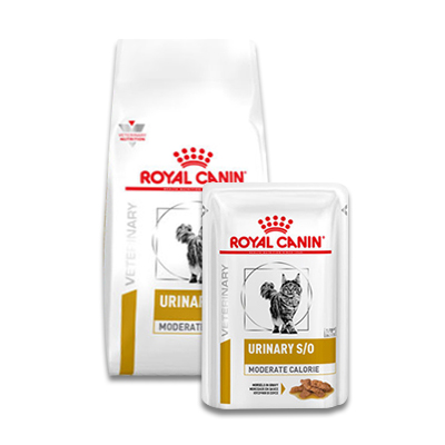 Royal Canin Urinary S/O Moderate Calorie Kat (UMC 34)