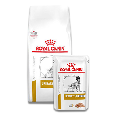 Royal Canin Urinary S/O Ageing 7+ Hond | Petcure.nl