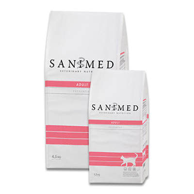 SANIMED Adult Cat | Petcure.nl