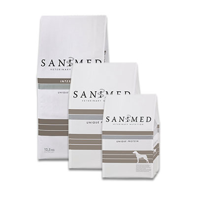 SANIMED Intestinal Insecte Chien