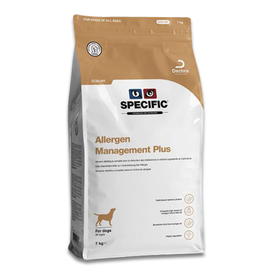 SPECIFIC COD-HY Allergen Management Plus Hond | Petcure.nl