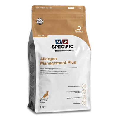SPECIFIC FOD-HY Allergen Management Plus Kat