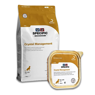 SPECIFIC FCD/FCW Crystal Management Kat | Petcure.nl