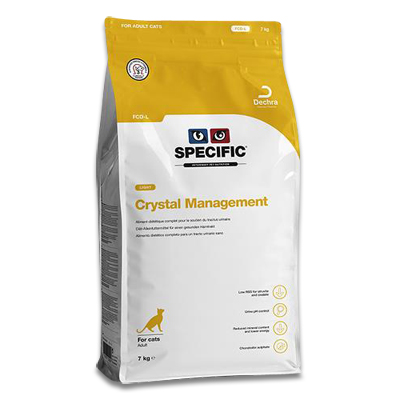 SPECIFIC FCD-L Crystal Management Light Katze