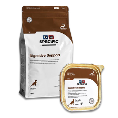 SPECIFIC FID/FIW Digestive Support Kat | Petcure.nl
