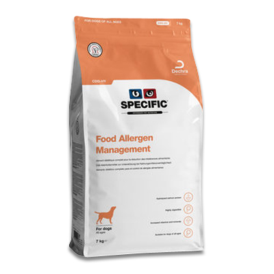 SPECIFIC CDD-HY Food Allergen Management Hond | Petcure.nl
