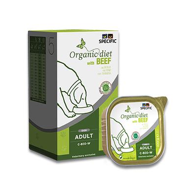 SPECIFIC Organic Diet Hond C-BIO-W