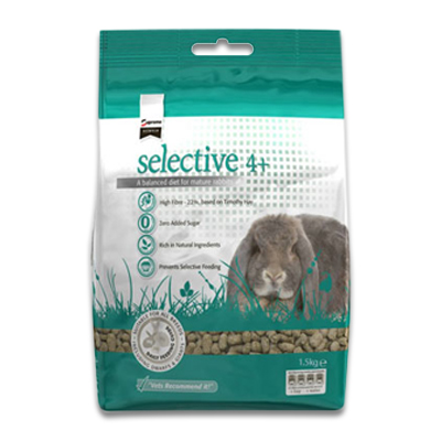 Supreme Science Selective 4+ (Mature) Rabbit
