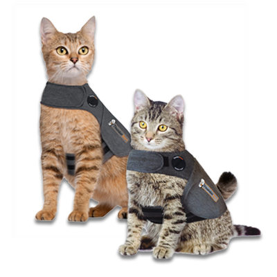 Thundershirt für Katzen