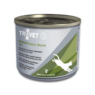 TROVET Hypoallergenic HRD (Horse) Kat | Petcure.nl