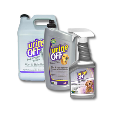 Urine Off Odor and Stain Remover for Dogs