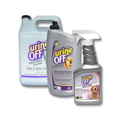 Urine Off geur en vlekverwijderaar Hond | Petcure.nl