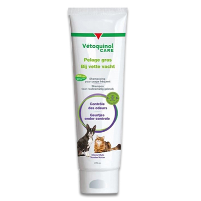 Vetoquinol Care - Shampoo Greasy coat