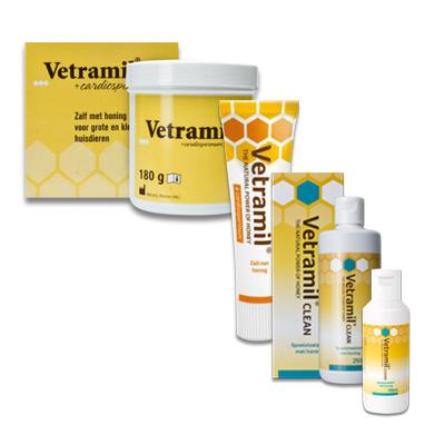 Vetramil | Petcure.nl