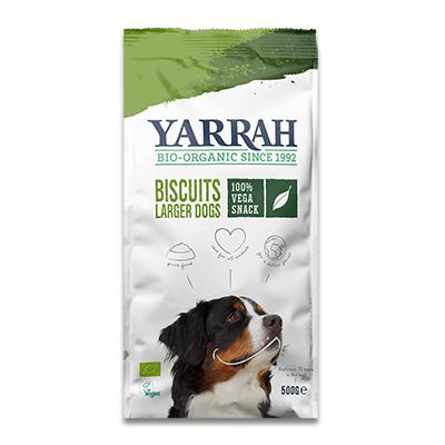 Yarrah Organic Vegetarian Dog Biscuit