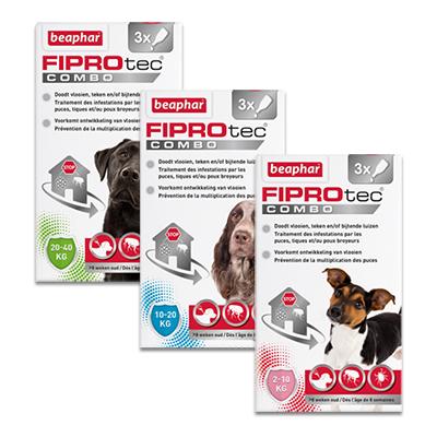 Beaphar FIPROtec Combo Hund